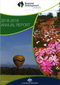 RDA Wheatbelt Annual Report 2018-19