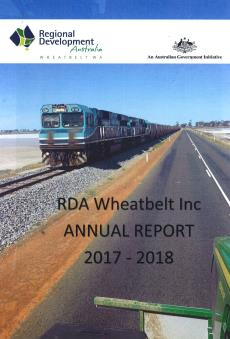 RDA Wheatbelt Annual Report 2017-18