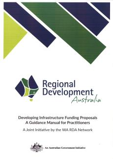 RDAWA Developing Infrastructure Funding Proposals