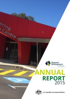 RDA Wheatbelt Annual Report 2014-15