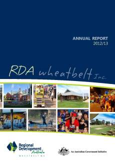 RDAW Annual Report 2012-13