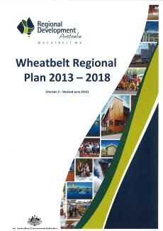 RDA Wheatbelt Regional Plan 2013-2018 (July 2016)