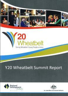 Y20 Wheatbelt Summit Report